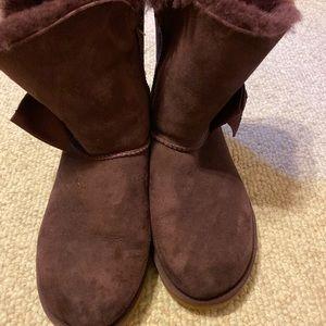 Ugg Daelynn Boots - Purple